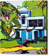 Key Largo Acrylic Print