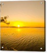 Key Largo Sunrise 2 Acrylic Print