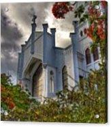 Key West Church Acrylic Print