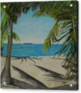 Key West Clearing Acrylic Print