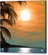 Key West Florida Acrylic Print