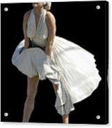 Key West Marilyn - Special Edition Acrylic Print