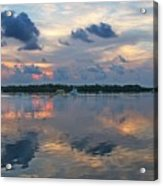 Key West Sunrise 11 Acrylic Print
