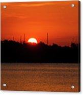 Key West Sunrise 34 Acrylic Print