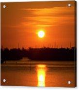 Key West Sunrise 36 Acrylic Print