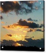 Key West Sunrise 44 Acrylic Print