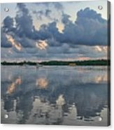 Key West Sunrise 7 Acrylic Print