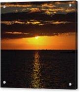 Key West Sunset 29 Acrylic Print