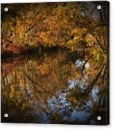 Keyhole Reflections Acrylic Print
