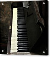 Keys To The Music Acrylic Print