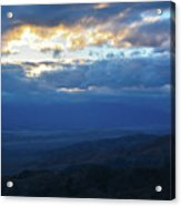 Keys View Sunset Landscape Acrylic Print