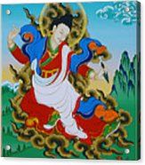 Kharchen Pelgi Wangchuk Acrylic Print