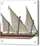 Khelandion Acrylic Print