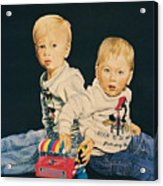 Kids Acrylic Print