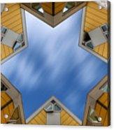 Kijk Kubus Acrylic Print