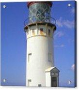 Kilaueau Lighthouse Acrylic Print
