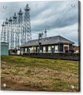 Kilgore  Depot Acrylic Print