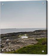 Kilkee Coastline Acrylic Print