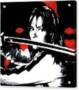 Kill Bill Acrylic Print