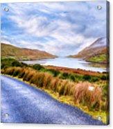 Killary Fjord In Ireland's Connemara Acrylic Print
