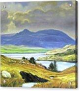 Killary Harbour County Mayo Acrylic Print