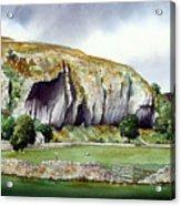 Kilnsey Crag Acrylic Print