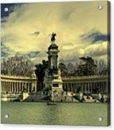King Alfonso Monument  Acrylic Print