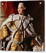 King George IIi Acrylic Print