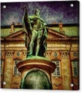 King Gustav  Acrylic Print