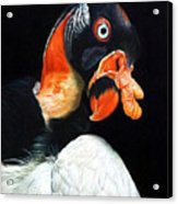 King Juan Acrylic Print