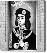 King Richard Acrylic Print