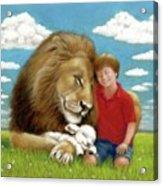 Kingdom Friends Acrylic Print