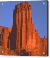 612706-kingfisher Tower  Acrylic Print