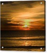 Kings Beach Sunrise Acrylic Print