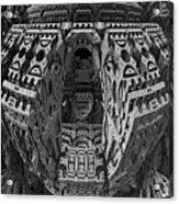 King's Burial Chamber Acrylic Print