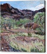 Kings Canyon II Acrylic Print
