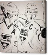 Kings Captains Acrylic Print