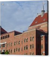 Kings County Hospital Center, Brooklyn Acrylic Print