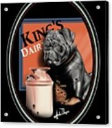 King's Dairy  Acrylic Print