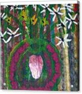 Kings Flowers Acrylic Print