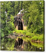 King's Landing Old Mill   Acrylic Print