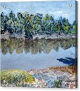 Kings River Acrylic Print
