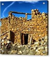 Kinishba Ruins Acrylic Print