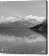 Kintla Lake Acrylic Print