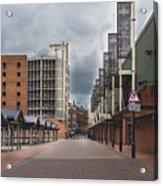 Kirkgate Market Acrylic Print