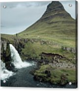 Kirkjufell, Iceland Acrylic Print