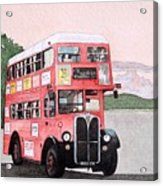 Kirkland Bus Acrylic Print