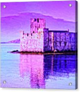 Kisimul Castle Acrylic Print