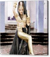 Kismet, Marlene Dietrich, 1944 Acrylic Print