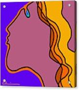 Kiss 5 Acrylic Print